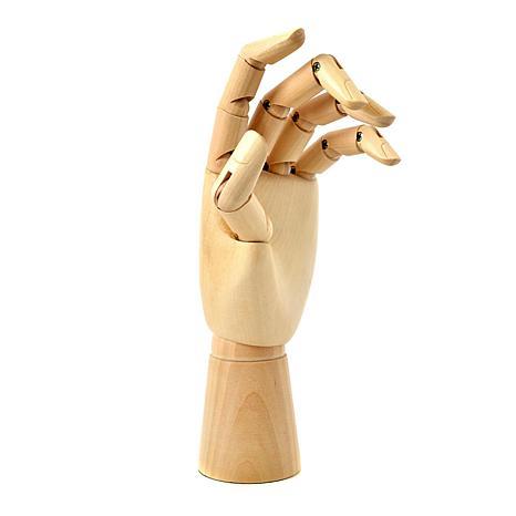 Jacke Richeson Wood Hand Manikins - Adult Female Left Hand