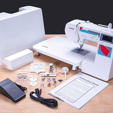 janome quilting sewing machine reviews