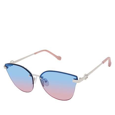 bfa23600afe Jessica Simpson Metal Butterfly Sunglasses - 8938453