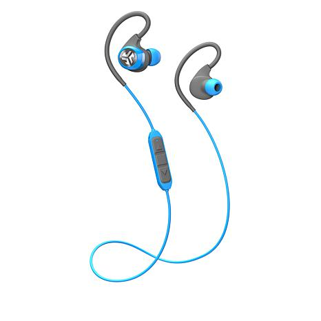 JLAB Fit 2.0 Sport Sweat-resistant Wireless Earbuds with Built-in Mic