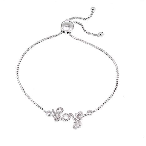 "Joan Boyce Gwen's ""Stay Inspired"" Love Bracelet"