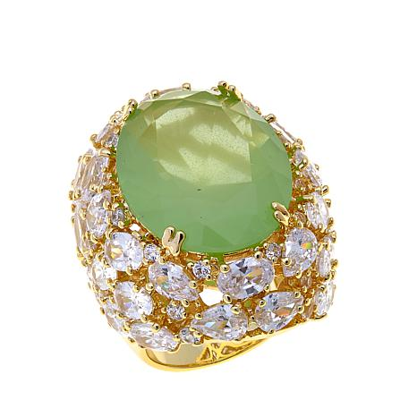 "Joan Boyce Lynn's ""Precious Pretty and Pastel"" Ring"