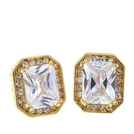 "Joan Boyce Peggy's ""Sophisticated"" Stud Earrings"