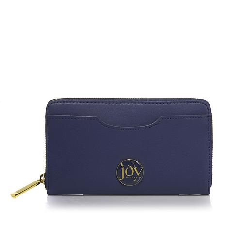 c34951d0d657 JOY E Lite Couture Genuine Leather Wallet with RFID - 8609954