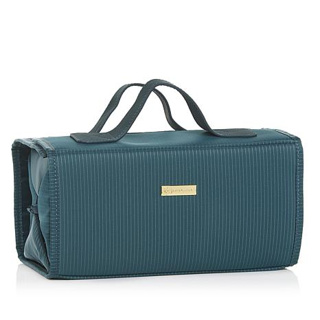 JOY Lightweight Nylon TuffTech™ Pinstripe Better Beauty Case
