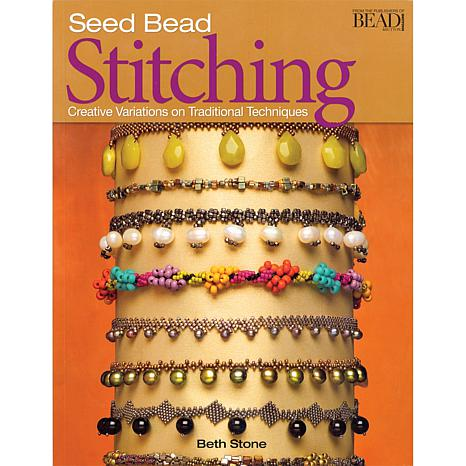 Kalmbach Publishing Seed Bead Stitching Book