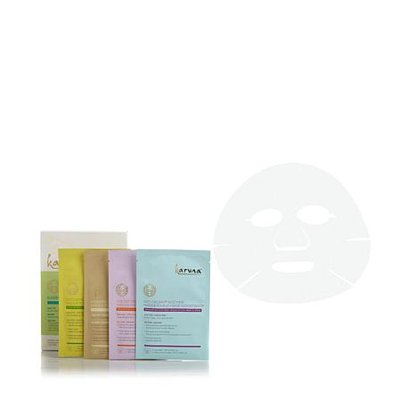 Karuna Karma Variety 4-piece Face Mask Kit