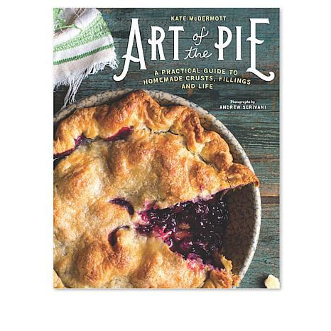 "Kate McDermott ""Art of the Pie"" Cookbook"