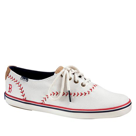 7c4d1937b00d7 Keds Champion Pennant Canvas Sneaker - MLB Red Sox - 8785434