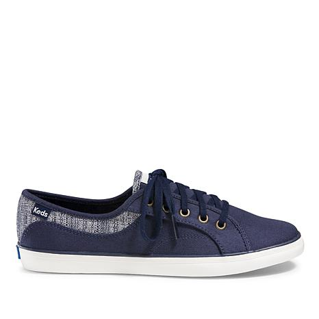 Keds Coursa Lace-up Sneaker with Knit Detail