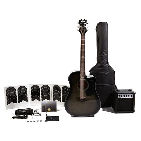 Keith Urban Acoustic-Electric Ripcord 40pc Guitar Pkg