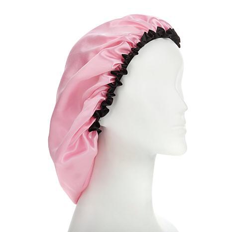 Kim Kimble™ Silk Slumber Cap - Pink