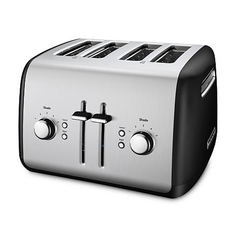 KitchenAid® 4-Slice Toaster with Manual High-Lift Lever