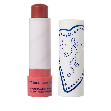 Korres Greek Kiss Mediterranean Grape Lip Butter Stick