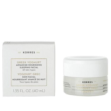 Korres Greek Yoghurt Advanced Sleeping Facial