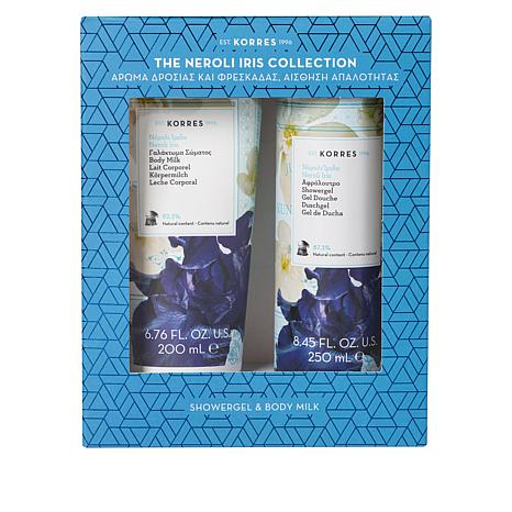 Korres Neroli Iris Ultra Hydrating Body Gift Set