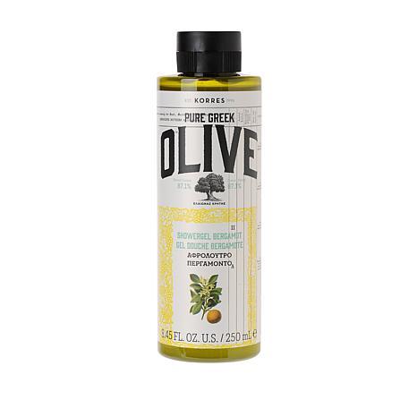 Korres Olive Oil & Bergamot Shower Gel