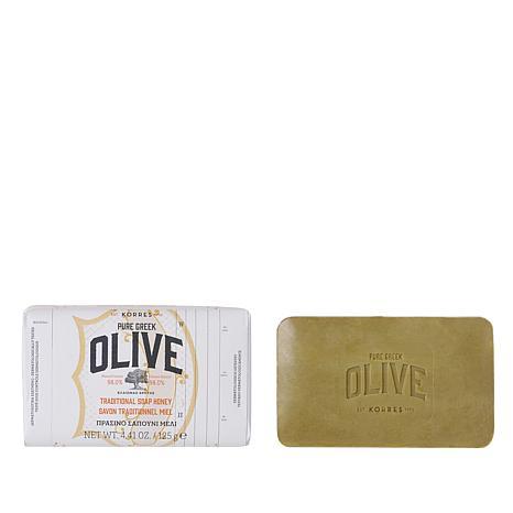 Korres Olive Oil & Honey Bar Soap