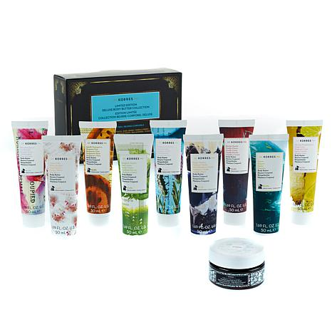 Korres Special Edition 10pc Body Butter Gift Collection