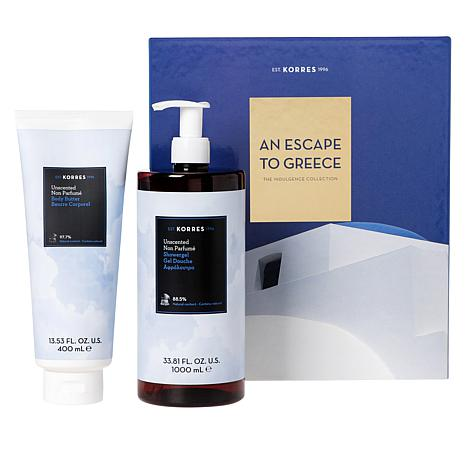Korres Unscented Supersize 2-piece Gift Set