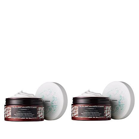 Korres Yoghurt Firming & Anti-Wrinkle Body Butter Duo