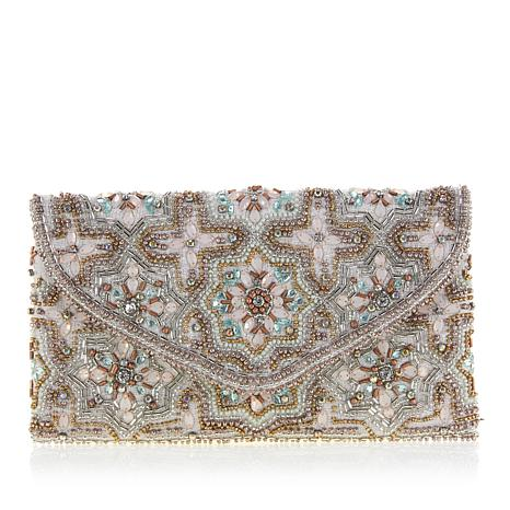 LaBellum by Hillary Scott Embellished Handbag
