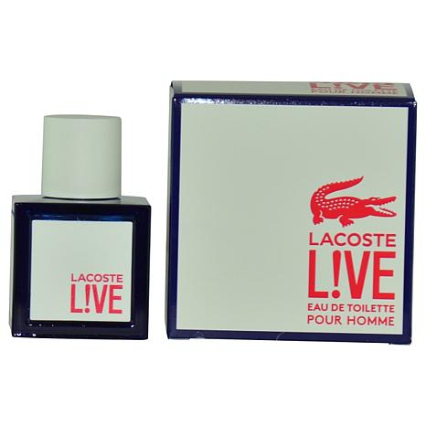 Lacoste Live by Lacoste - EDT Spray for Men 1.4 oz.