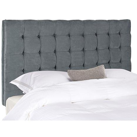 Lamar Velvet Tufted Headboard