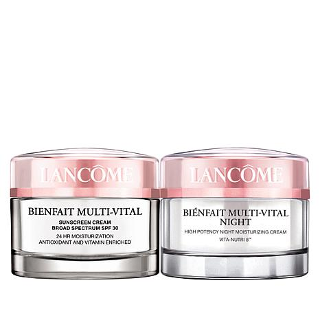 Lancôme Bienfait Multi-Vital Day & Night Cream Set