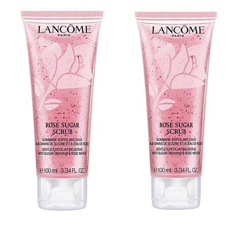 Lancôme Rose Sugar Scrub Duo