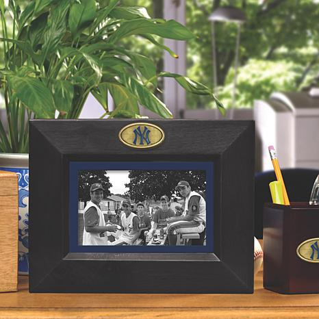 Landscape Black Picture Frame - New York Yankees, MLB