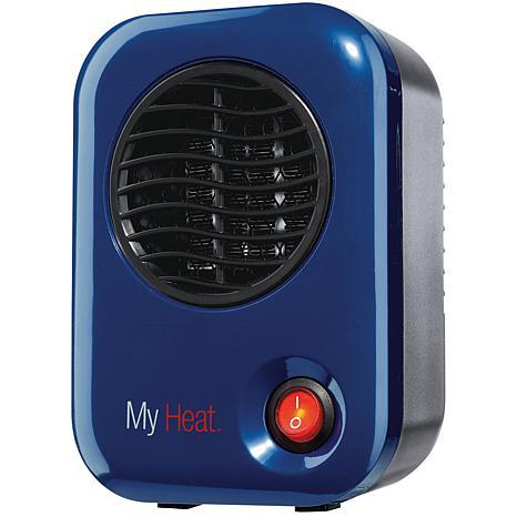 Lasko MyHeat 200-Watt Personal Ceramic Heater - Blue