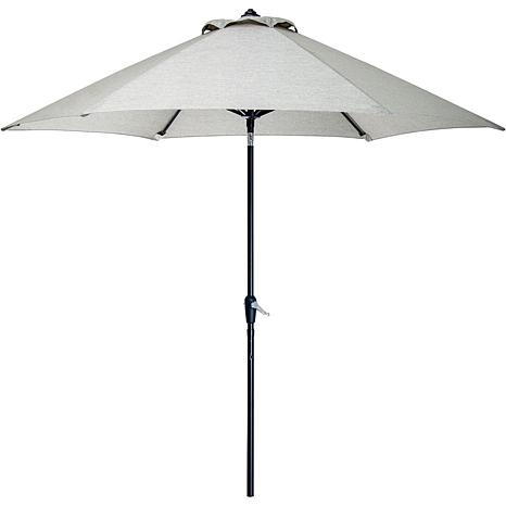 Lavallette 9' Tilt Umbrella with Crank Lever
