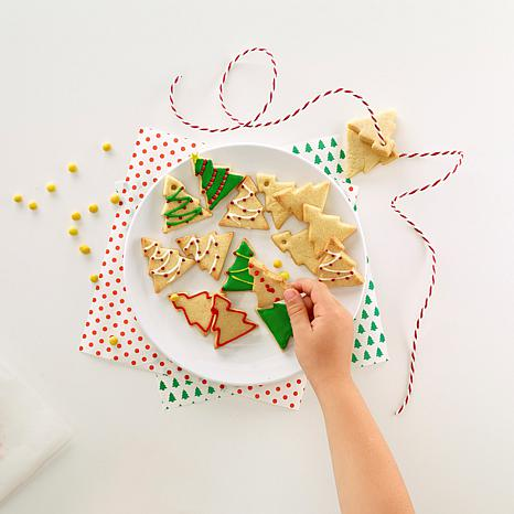 lekue christmas tree cookie cutter 8685839 hsn