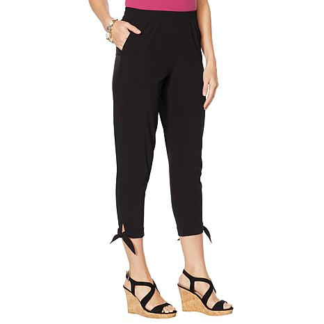 Lemon Way On-the-Move Stretch Tech Crop Pant