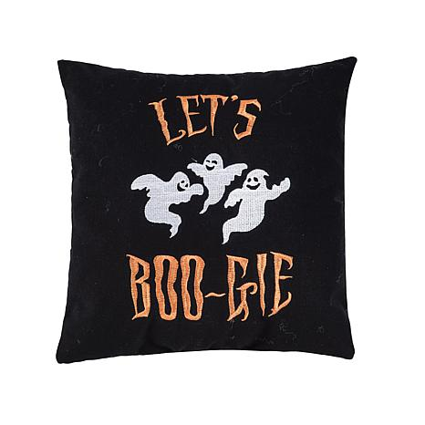 Let's Boogie Pillow