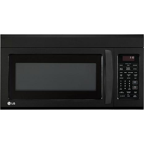 LG 1000W Over-the-Range 1.8 Cu. Ft. Microwave Oven