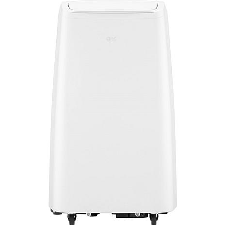 LG 115V Portable Air Conditioner w/Remote for Rooms up to 200 Sq. Ft.