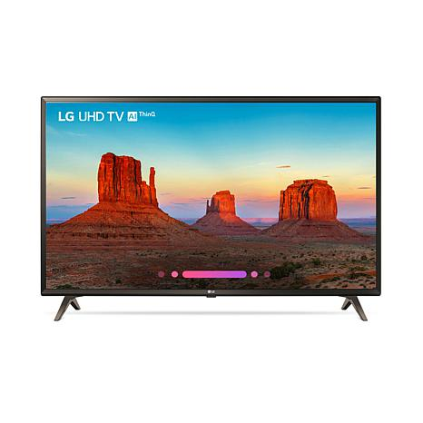 "LG 43"" UK6300PUE Series 4K UHD HDR Smart  LED TV with AI ThinQ®"