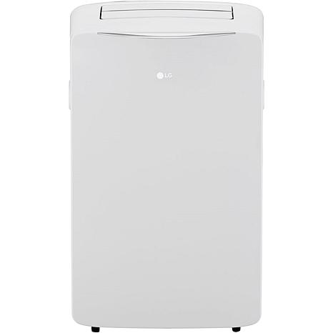 LG 500 Sq. Ft. 115V Portable Air Conditioner with Wi-Fi Control -White
