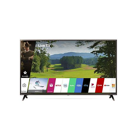 """LG 55"""" UK6300PUE Series 4K UHD HDR Smart  LED TV with AI ThinQ®"""