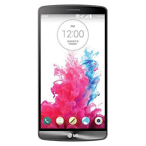 LG G3 32GB AT&T Unlocked GSM Quad-HD Smartphone