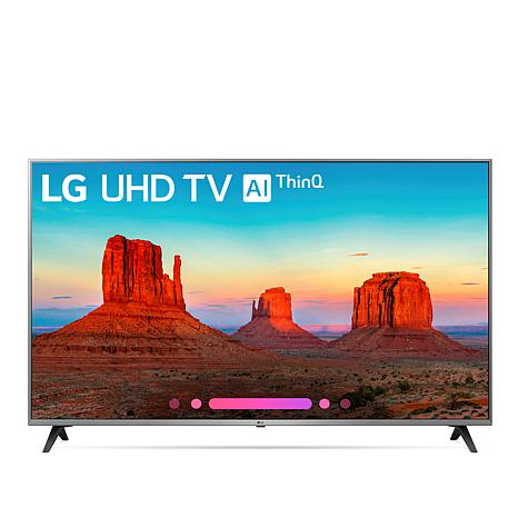 """LG UK7700 65"""" 4K Nano Cell UHD Smart TV with HDR and Google Assistant"""