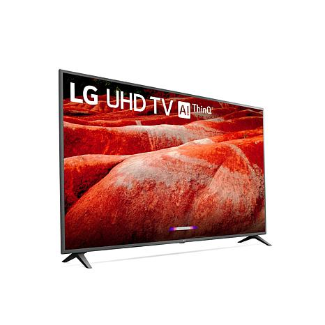 "LG UM8070 82"" 4K Ultra HD HDR Smart TV with AI ThinQ"