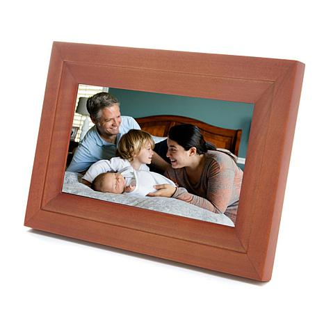 "LifeMade 7"" Wi-Fi Touchscreen Photo Frame"