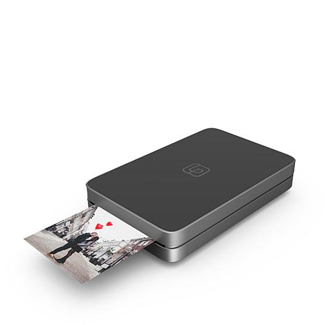 """Lifeprint 2"""" x 3"""" Photo and Video Printer with 40-pack of Photo Paper"""
