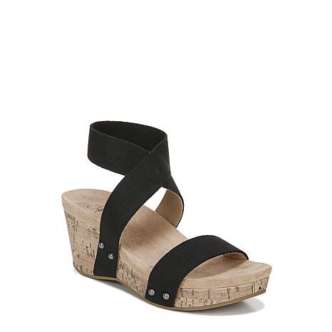 LifeStride® Del Mar Strappy Wedge Sandal