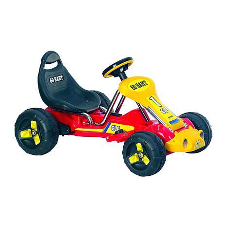 Lil' Rider™ Red Racer Battery-Powered Go-Kart