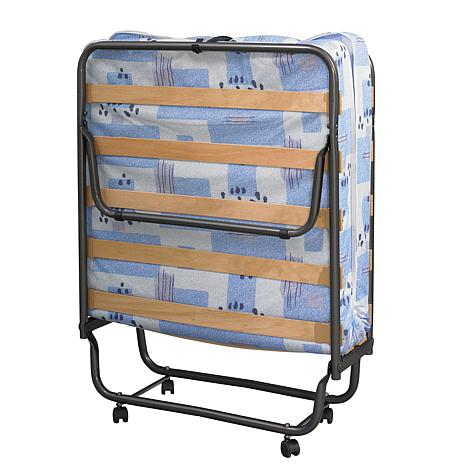 Linon Home Henry Folding Bed - Blue