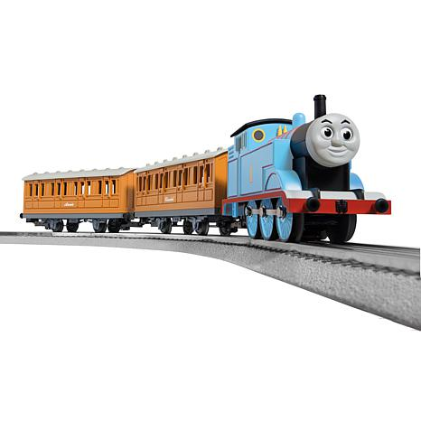 Lionel Trains Thomas the Train Ready-to-Run O-Gauge Passenger Set with  Diorama